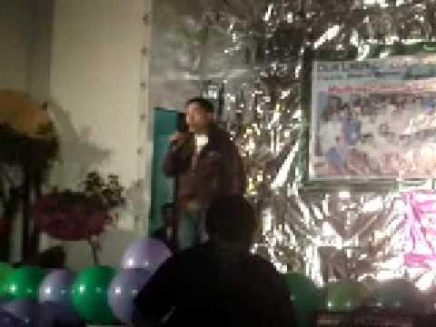 Father Ricardo Ricketts Ajoc Dancela Sing a Song
