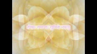 Lokah Samastah Sukhino Bhavantu - 432 Hz | Simone Vitale