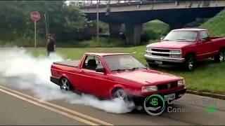 Seleção de Burnout - Motor ap turbo - Ré e terceira