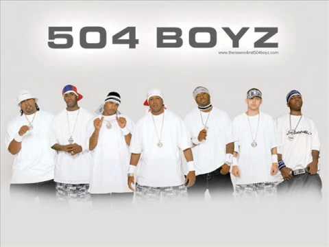 504 Boyz (Master P, Choppa, Magic, Silkk, T-Bo, Slay Sean, Weebie, Romeo & Papa Reu) - Tight Whips