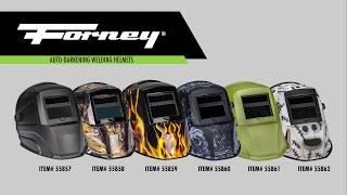 Forney® Auto-Darkening Welding Helmets