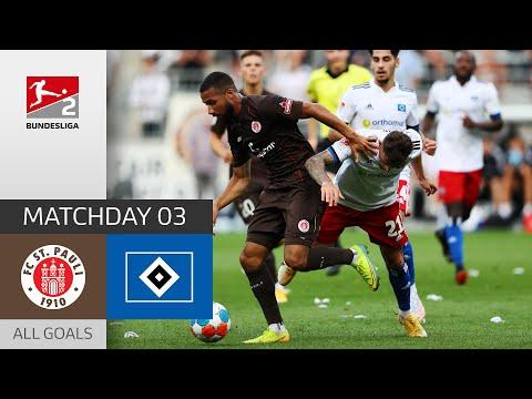 St. Pauli Hamburger Goals And Highlights