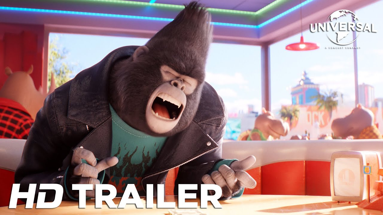 Download SING 2 – Official Trailer (Universal Pictures) HD