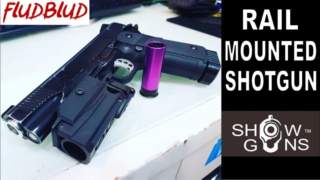 Show Guns Airsoft Underslung Shotgun Shell Launcher Review