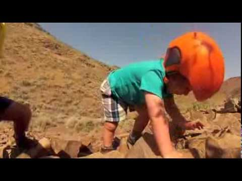Jonesy Scree Rock Climb Climbing Mountain Trail Reno Nevada Rocky