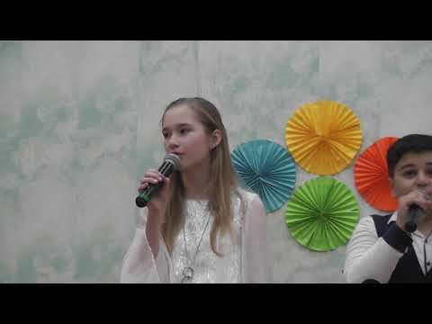 Г.Семилуки ДДТ 2019 Концерт к 8 марта - Варенникова Карина