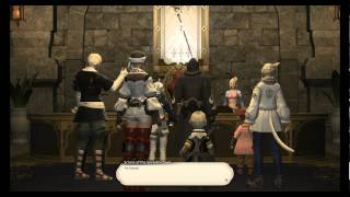 [pc] Final Fantasy Xiv Arr 2.1 - Build On The Stone