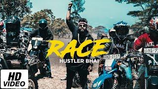 RACE - Hustler Bhai ft. Bone Killa & Dk Rapter [Prod.  Azim Ousman]
