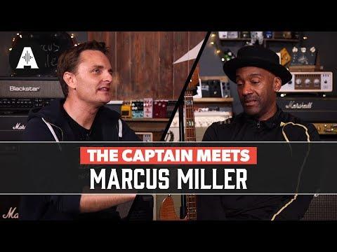 The Captain Meets Marcus Miller