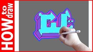 Как нарисовать граффити буквы, Щ № 1(INSTAGRAM: https://www.instagram.com/dmitrysyrman/ Я в ВКОНТАКТЕ: http://vk.com/syrman_d Группа в ВКОНТАКТЕ: http://vk.com/public59608073 I'm on ..., 2016-09-28T02:32:21.000Z)