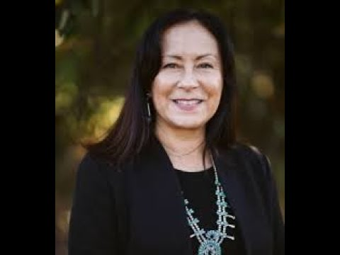 CEO of the Seventh Generation Fund for Indigenous Peoples INC. with Tia Oros Peters