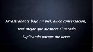 Not afraid anymore-Halsey (subtitulada en español). (50 shades darker soundtrack).