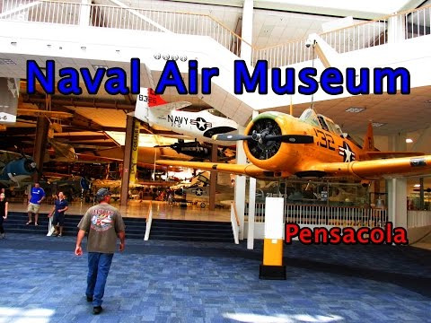 Naval Aviation Museum Pensacola Florida
