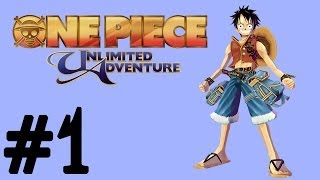 One Piece: Unlimited Adventure - Episode 1: Time for an Adventure!