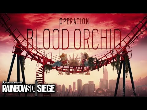 NUEVA TEMPORADA OPERACION BLOOD ORCHIDE- ORQUIDEA SANGRIENTA - RAINBOW SIX SIEGE Gameplay Español