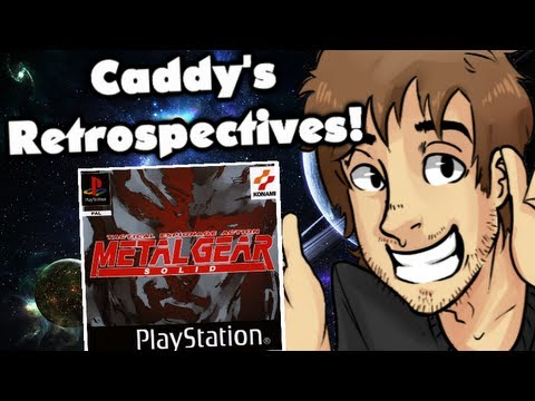 Metal Gear Solid (Part 1) - Caddy's Retrospectives!