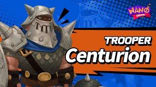 Centurion - Trooper Gameplay