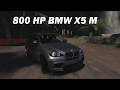 Extreme Offroad Silly Builds - 2011 BMW X5 M (Forza Horizon 3)