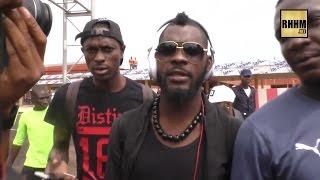 DJ Arafat et la Yoro Gang, Sidiki Diabaté les accueille avec les motards