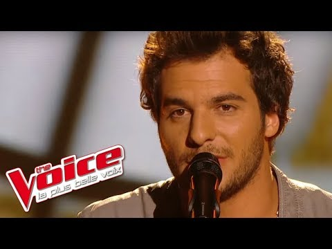 Pascal Obispo – Lucie | Amir Haddad | The Voice France 2014 | Prime 3