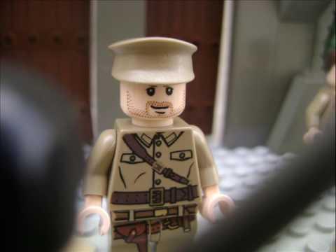 Inglorious Basterds lego trailer