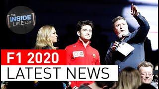 WEEKLY FORMULA 1 NEWS (11 FEBRUARY 2020)