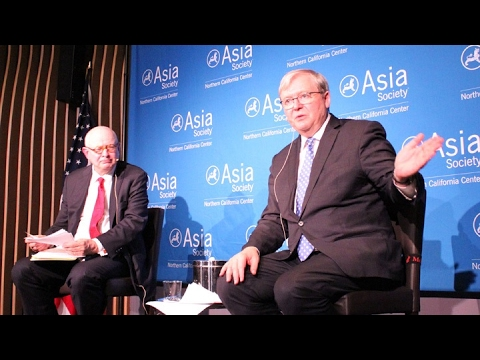 Asia's Rise in a Year of Uncertainty: A Dialogue With Kevin Rudd (Complete)