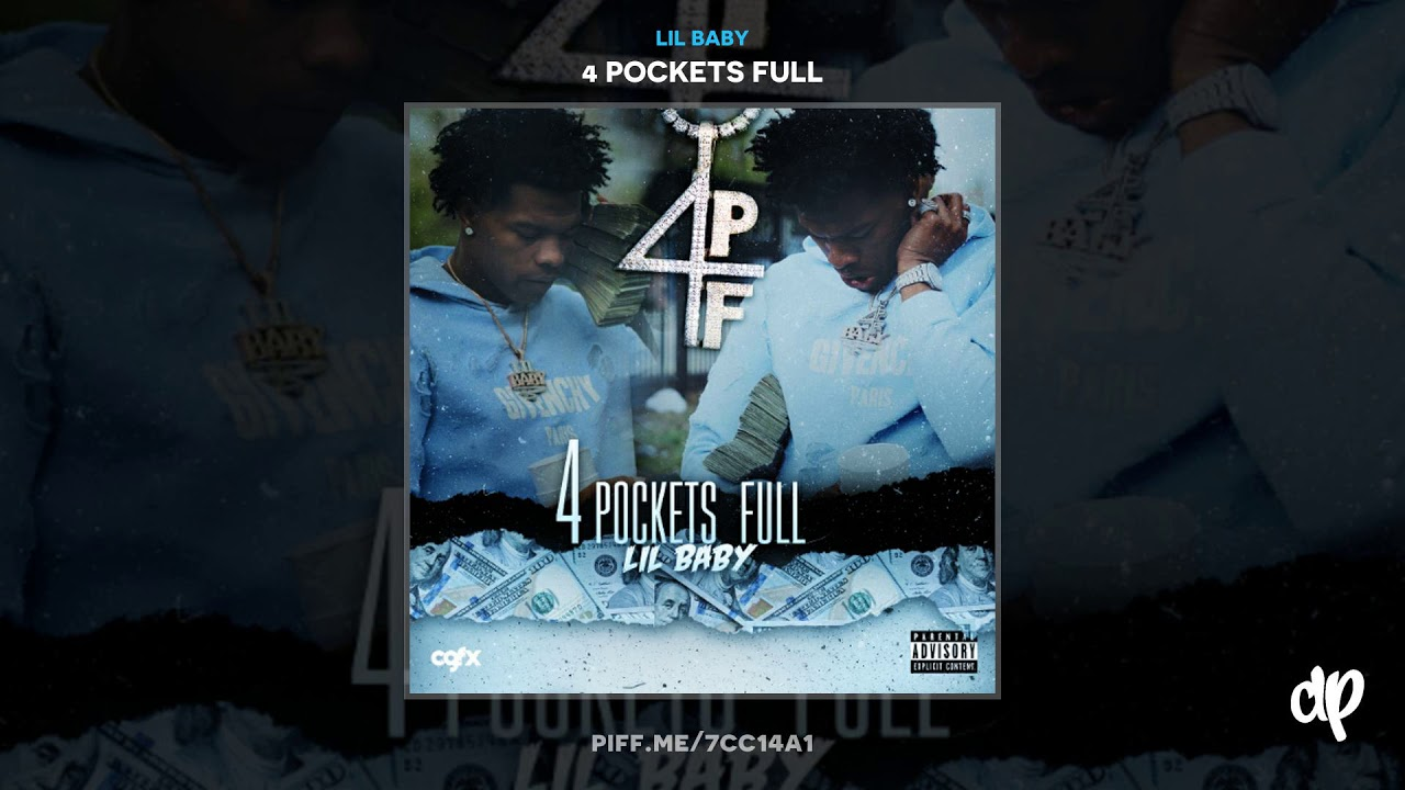 Lil Baby - In My Bag [4 Pockets Full]