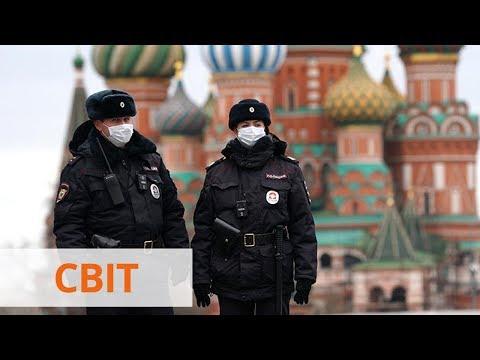 Россия обогнала Китай по количеству больных коронавирусом