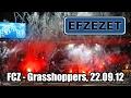FCZ - GC, macheds nass & Feuerwerk