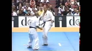 第8回世界大会 3回戦 ジェイソン・ドーズ(南アフリカ)