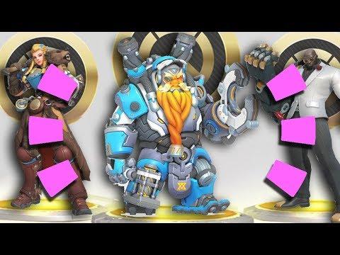 the fastest overwatch 50 lootbox opening your brain can process