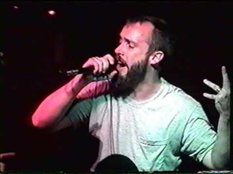 CLUTCH Live @ 123 pleasant Street, Morgantown, WV 05/11/2002 Full show