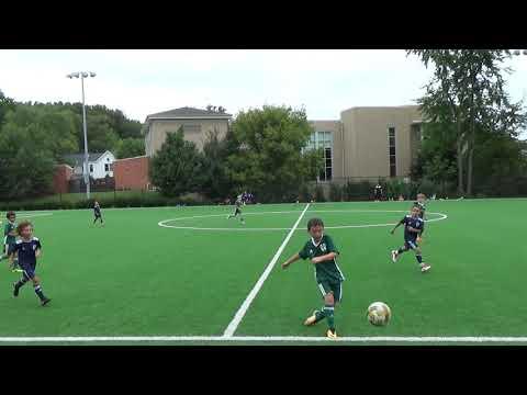 2010 U9 McLean Green Vs. Bethesda Academy First Half