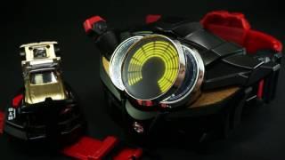 仮面ライダー ゴルドドライブ 悪のドライブドライバー バンノドライバー?  Kamen Rider Gold Drive Evil Drive Driver thumbnail