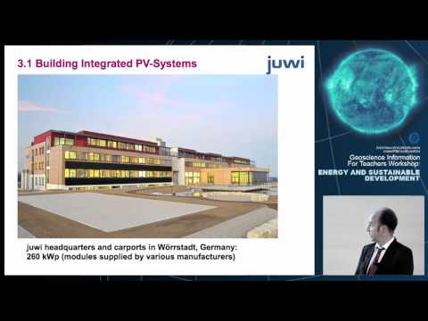 GIFT2010: Solar power: photovoltaic systems for a variety of applications