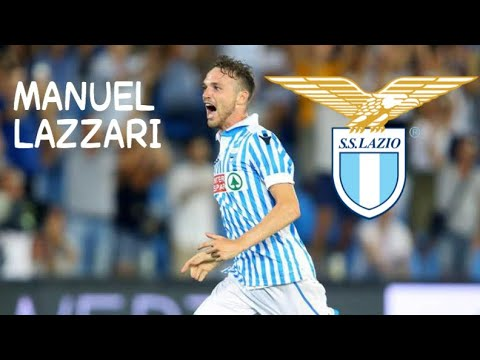 MANUEL LAZZARI - WELCOME TO LAZIO - ASSISTS, GOALS AND ...