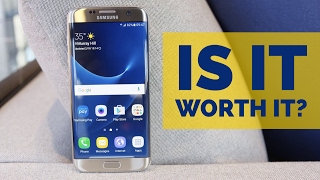 Galaxy S7 Edge Review in 2017 is it worth it?