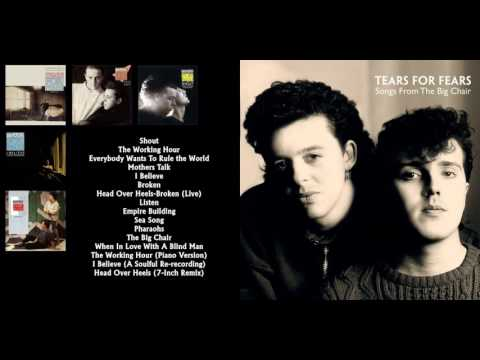 Tears For Fears - Everybody Wants To Rule The World ( Original Rework Retro Remix )