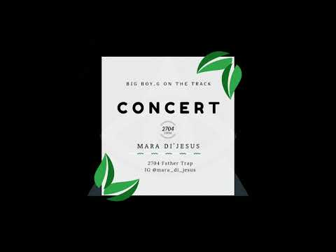 Mara Di'Jesus 🕉 - Concert [Exclusive Official Audio] | Prod by. BIG BOY.G