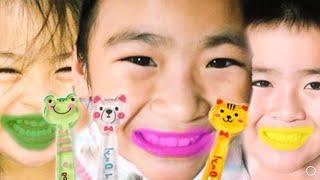 This is the way Brush your teeth Song 童謡 こどものうた 英語教育寸劇 子供向け 幼児向け ごっこ遊び