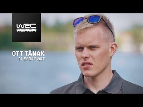 WRC 2017: DRIVER PROFILE Ott Tänak
