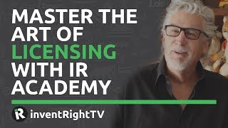 Master the Art of Licensing (New inventRight Course)