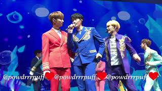 Video FANCAM - SEVENTEEN - Beautiful - DIAMOND EDGE TOUR - Dallas  170823 download MP3, 3GP, MP4, WEBM, AVI, FLV April 2018