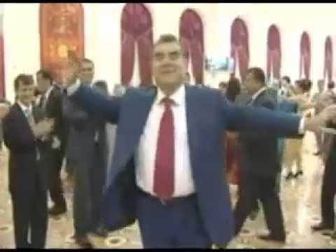 Таджикский танцор диско пьяный Танец Эмомали Рахмона 2013