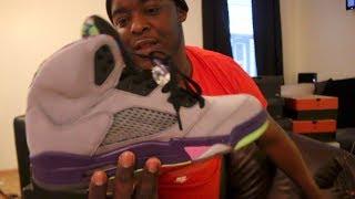MY EXCLUSIVE Jordan Sneaker Collection 2017