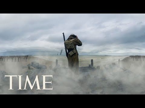 Dunkirk VR Experience: Find Yourself On The Shores Of Dunkirk Fighting To Survive   360   TIME