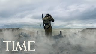 Dunkirk VR Experience: Find Yourself On The Shores Of Dunkirk Fighting To Survive | 360 | TIME