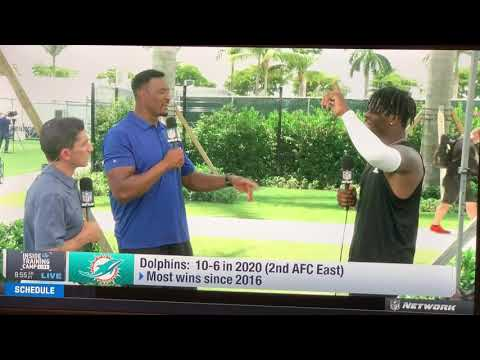 Willie McGinest And Andrew Siciliano Need To Work On NFL Network Chemistry
