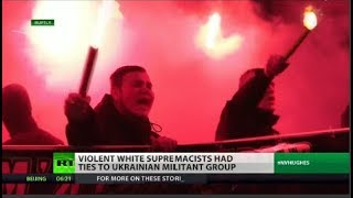 US neo-Nazis linked to Azov Battalion